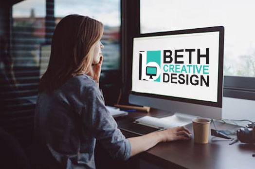 graphic design for web and print
